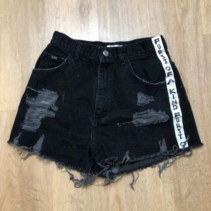 Vintage LF Denim Shorts
